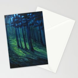 Lovely, Dark, and Deep Stationery Cards