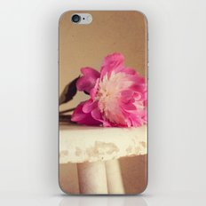 peonie iPhone & iPod Skin