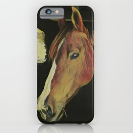 Portia iPhone Case