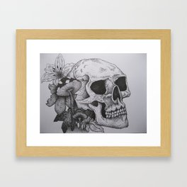 Eternal Affliction Framed Art Print