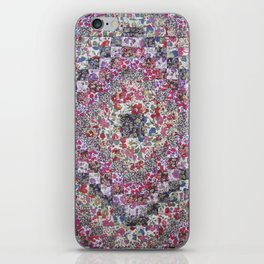 Liberty of London Patchwork Quilt iPhone Skin