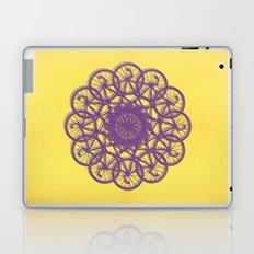 Cycle Circle Laptop & iPad Skin
