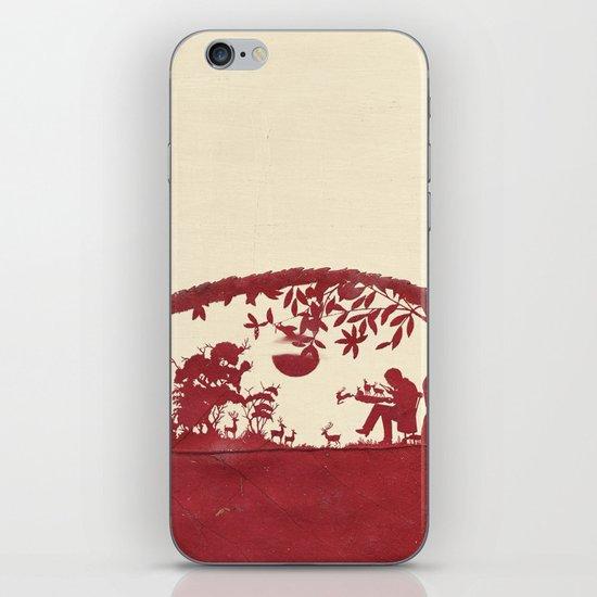 The Deer Maker iPhone & iPod Skin