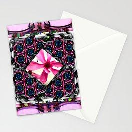 framed p3 Stationery Cards