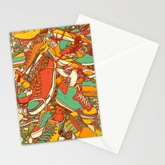 If the Shoe Fits Stationery Cards