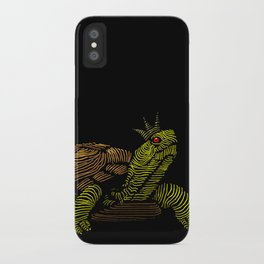 King of the Turtles!  iPhone Case