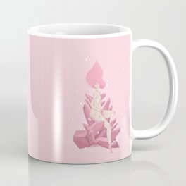 Rose Quartz Coffee Mug