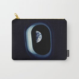 Space Travel Earth Carry-All Pouch