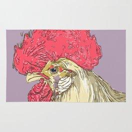Rooster IV Rug