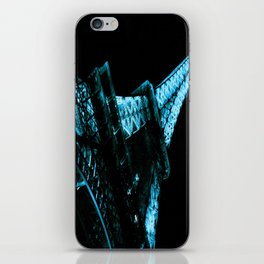 Paris Eiffel Tower iPhone Skin