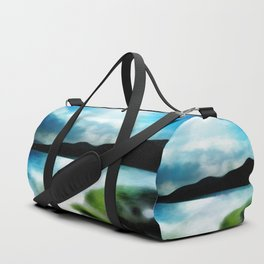 """Almeria Beach - Coast of Spain"" (Cabo de Gata) Duffle Bag"