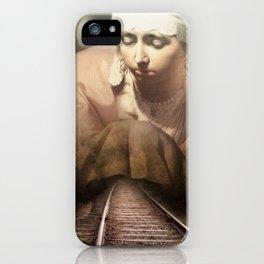 Hidden Road iPhone Case