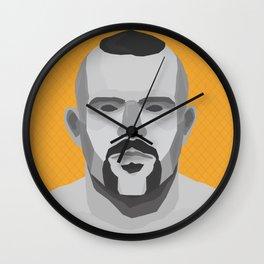 Chuck Liddell Wall Clock