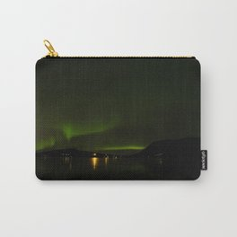 Northern in the Hafravatn lake, Iceland Carry-All Pouch