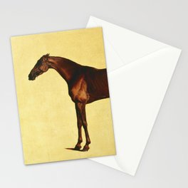 George Stubbs - Pangloss Stationery Cards