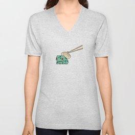 Bao-Basaur Unisex V-Neck
