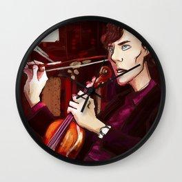 Sherlock. Wall Clock