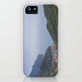 Amalfi coast, Italy iPhone Case