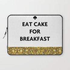 Kate Spade - Cake for Breakfast Laptop Sleeve