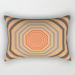 illusion Rectangular Pillow