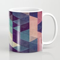 blankets Mugs featuring cryyp by Spires