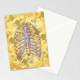 Os et des fleurs Stationery Cards