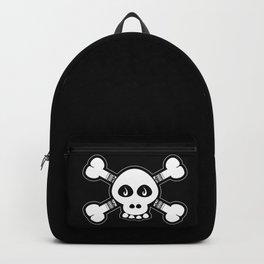 Skull & Bones Tattoo Backpack