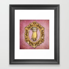 Once upon a time ... Framed Art Print