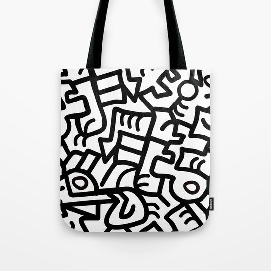 Dazed and Confused in the Morning Tote Bag