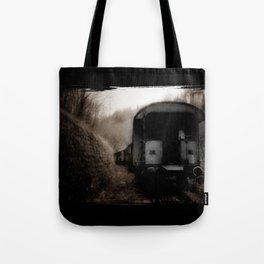 The Ghost Train II Tote Bag