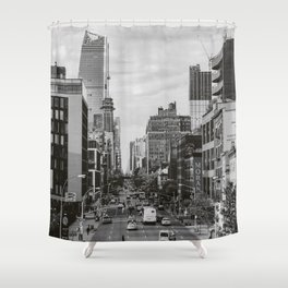 Highline View II Shower Curtain