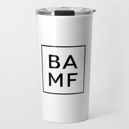 Table of Elements BAMF Travel Mug