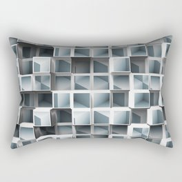 Cubes Within Cubes Rectangular Pillow