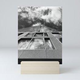Scraping the Sky Mini Art Print