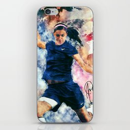 Alex Morgan iPhone Skin