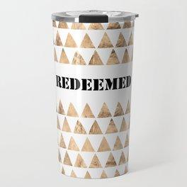 Redeemed Travel Mug