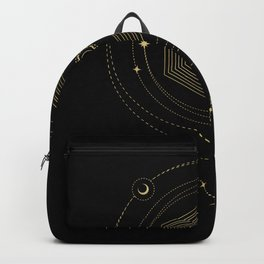 Pisces Zodiac Constellation Backpack