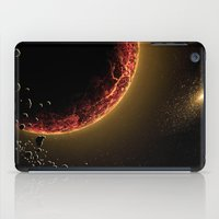 planet iPad Cases featuring Planet by Svetlana Sewell