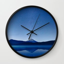 Eyes Are For the Stars Wall Clock