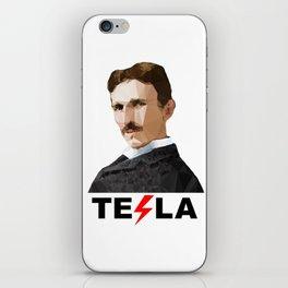 Tesla iPhone Skin