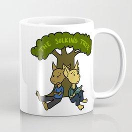 The Sulking Tree Coffee Mug