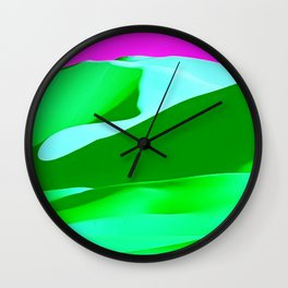 Sands Wall Clock