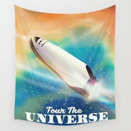 Tour the Universe Wall Tapestry