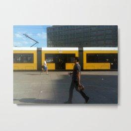 Alex Tram Metal Print