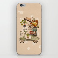 Pleasant Balance II iPhone & iPod Skin
