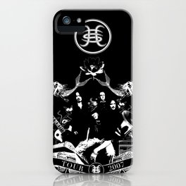 HDS 2007 iPhone Case