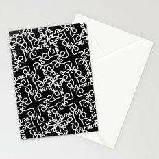 Line Chain Stationery Cards