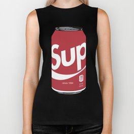 Sup's Cans. Biker Tank