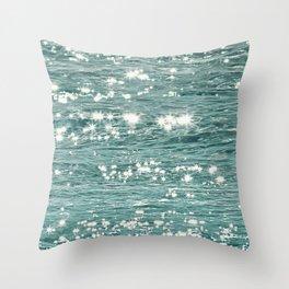 Sparkle Spark Throw Pillow