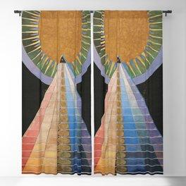 Hilma af Klint - Altarpiece Blackout Curtain